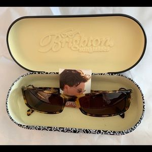 Authentic Brighton Sunglasses NWT